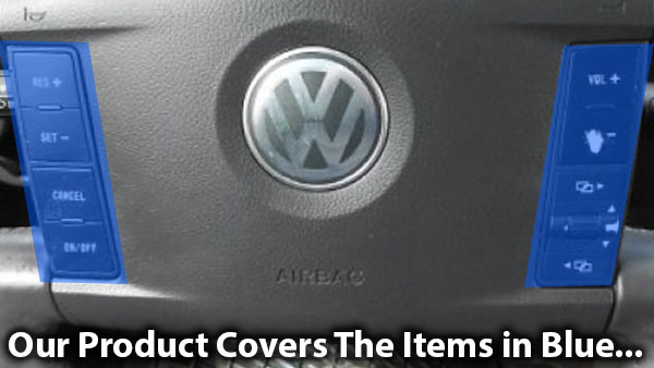 Steering Wheel Controls Basic Version